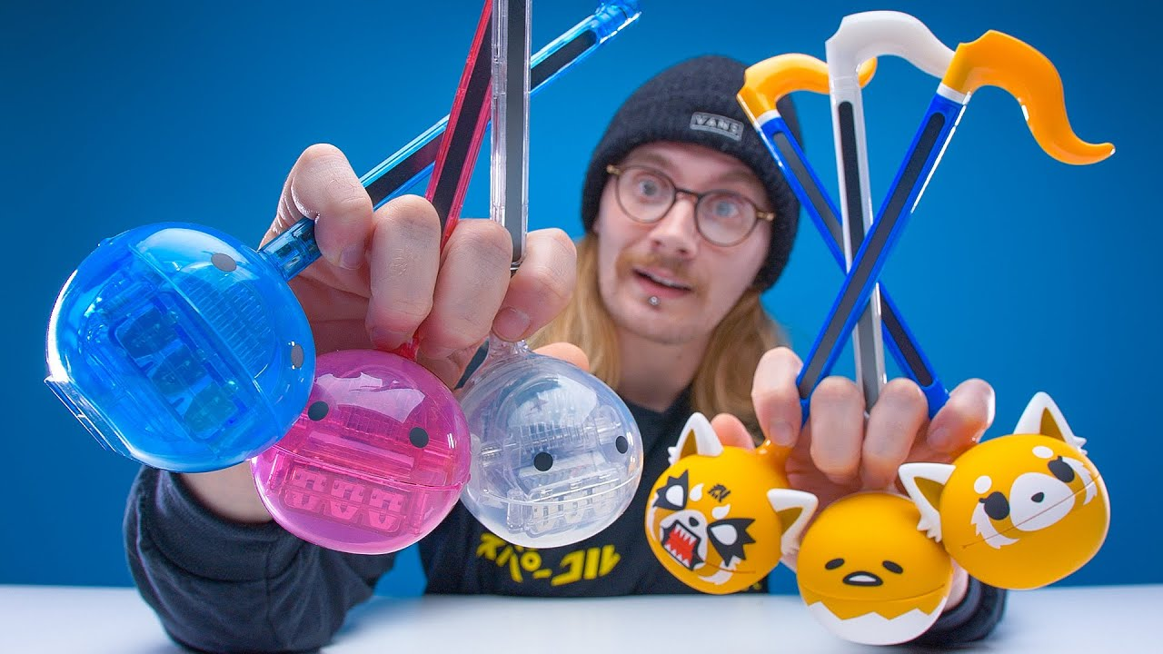 Coolest Otamatone Designs Yet? | LOOTd Unboxing