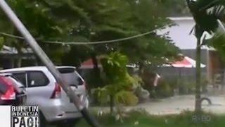 Cuaca Ekstrem Melanda Indonesia  BIP 28/09