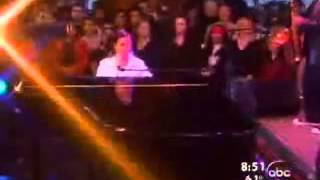 Alicia Keys live Every Little Bit Hurts 2005