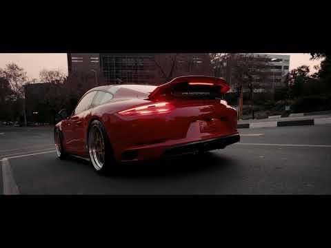 Porsche 911 Carrera (991.2) w/iPE Exhaust X VAG Motorsport