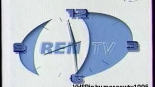 Часы Ren-TV (2000-2002)
