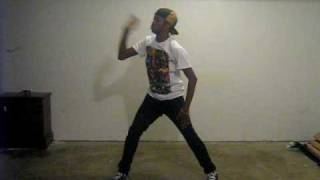 ELECTRIC GUITAR BY CHRIS BROWN-FREESTYLE DANCE