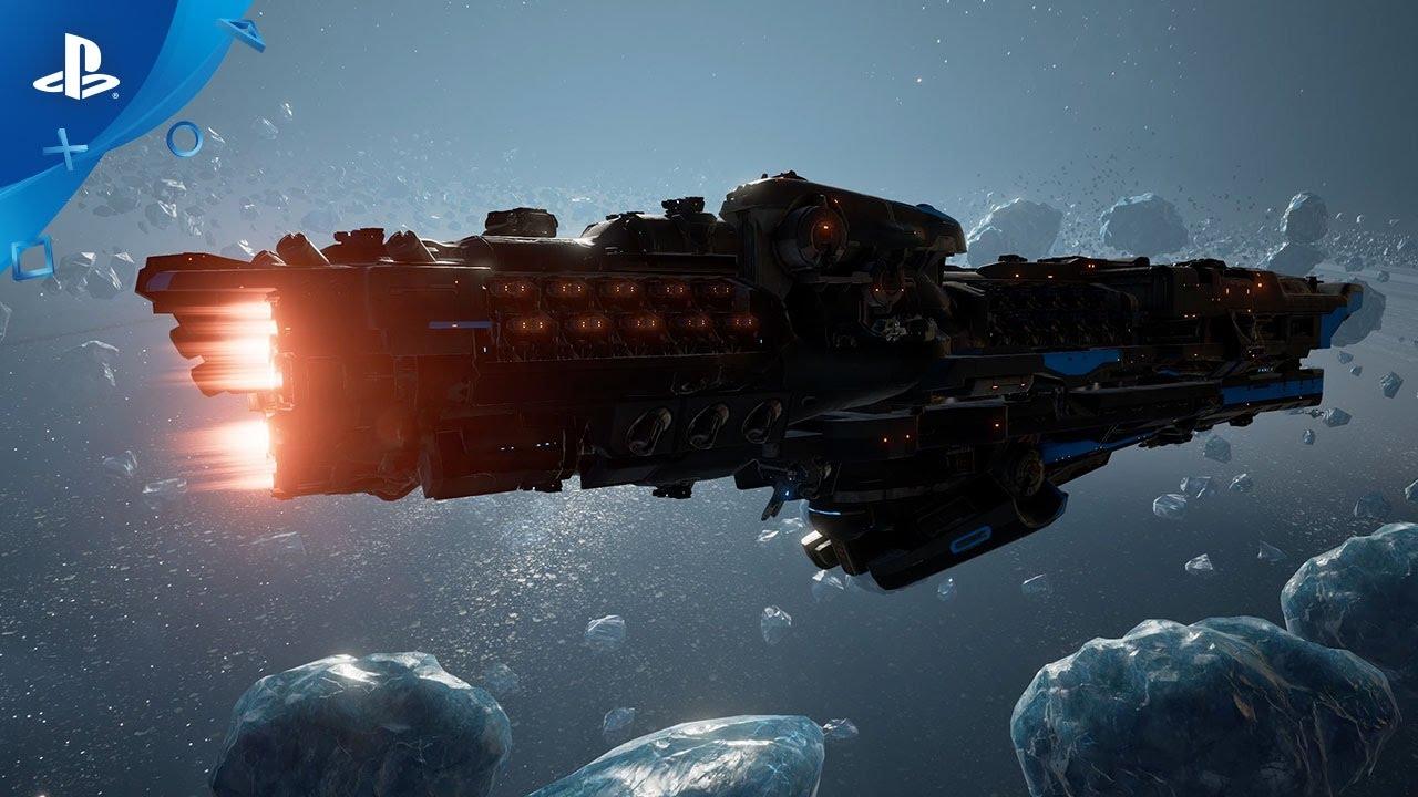 Comande Sua Nave em Dreadnought, Que Chega ao PS4 em 2017
