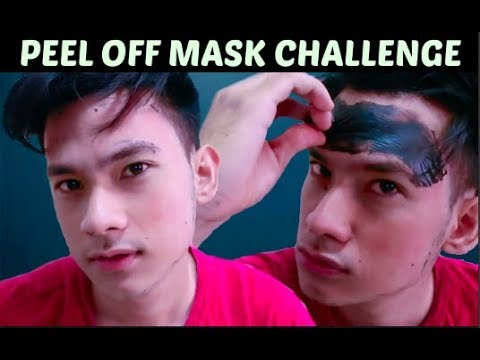 Facial mask na may clay at pundamental na mga langis