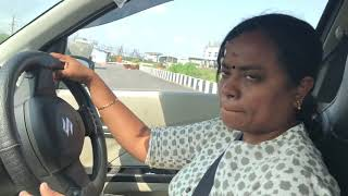 first time how to driving car