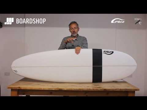 Grace Demibu Surfboard Review