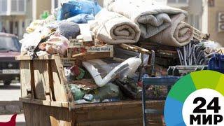 В Челябинске ввели особый режим из-за мусора - МИР 24