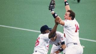 1987 World Series, Game 7: Cardinals @ Twins