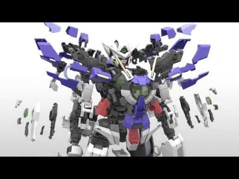 PG 1/60 能天使鋼彈 展示影片