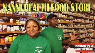 Nanni Health Food Store - Brooklyn Baritone Talk On The Town