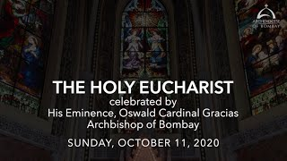 The Holy Eucharist - October 11 | Twenty-eighth Sunday in Ordinary Time | Archdiocese of Bombay