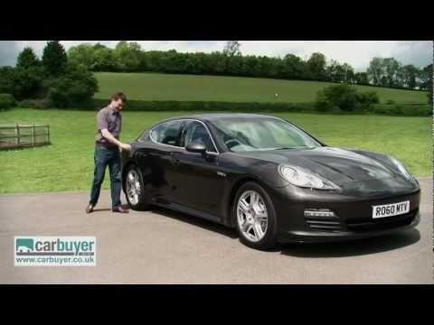 Porsche Panamera (2009-2013) review - CarBuyer