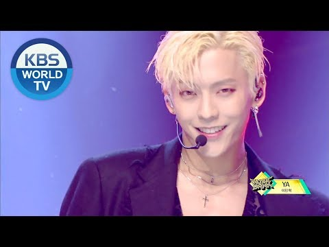 LEE MINHYUK(이민혁) - Hang Out(너도?나도!), YA [Music Bank HOT DEBUT / 2019.01.18]