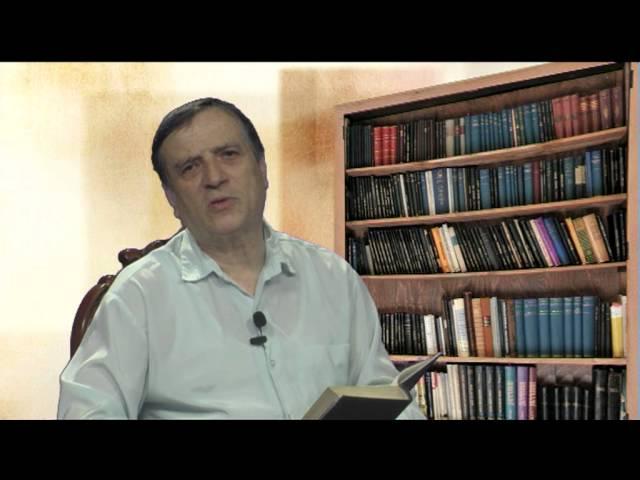 Тълкувание на Евангелието по св.ап. и ев. Матей, глава 8, Иван Николов - ППТВ