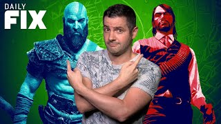 Microsoft's New Studio Has Sony & Rockstar Talent - IGN Daily Fix