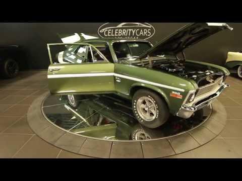1970 Used Chevrolet Nova Yenko Deuce COPO LT1 350 -Real