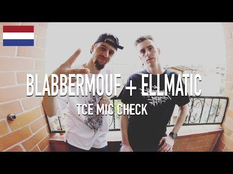 BlabberMouf + EllMatic - Untitled [ TCE Mic Check ]