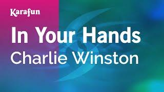 Karaoke In Your Hands - Charlie Winston *