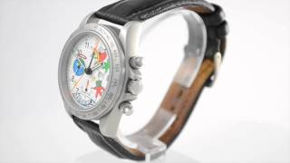 FORTIS Limited Edition Andora MIR 97 Armbandchronograph