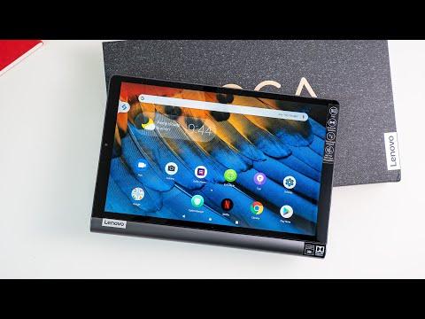 External Review Video 7aYpkZJa5V4 for Lenovo Yoga Smart Tab Tablet