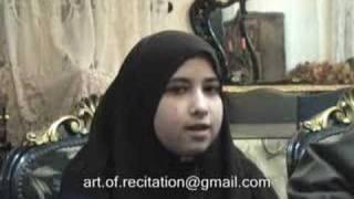 Somaya Abdul Aziz Eddeb - Surat Al Fajr & Al Furqan