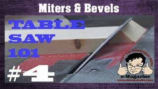 This video will change the way you cut miters and bevels with a table saw!