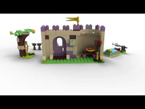 Vidéo LEGO Disney 41051 : Le tournoi de tir à l'arc de Mérida