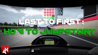 HD Project CARS - How To Jumpstart