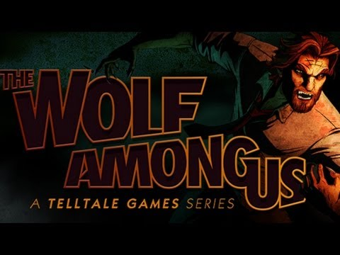 The Wolf Among Us (PS VITA)