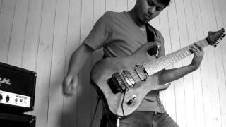 Adagio - Dominate - Guitar cover Dan Souza