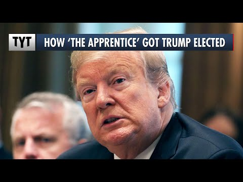 Trump Owes EVERYTHING To 'The Apprentice Lie'