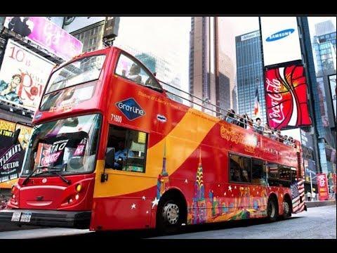New York City Hop-on Hop-off Tour Family fun!