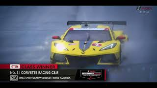 Sights And Sounds Presented By Hagerty: IMSA SportsCar Weekend At Road America