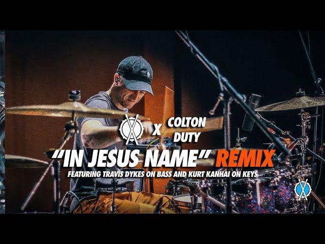 In Jesus Name REMIX!! // Israel Houghton Collab // Daniel Bernard x Colton Duty