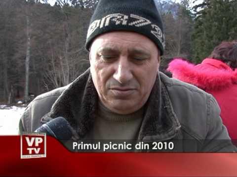 Primul picnic din 2010