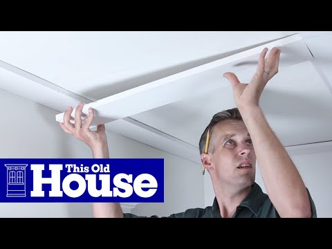 How To Build A Coffered Ceiling - This Old House Mp3