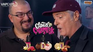Cloud Compagny Vapor : Jean-Philippe est de retour dans la creamery !