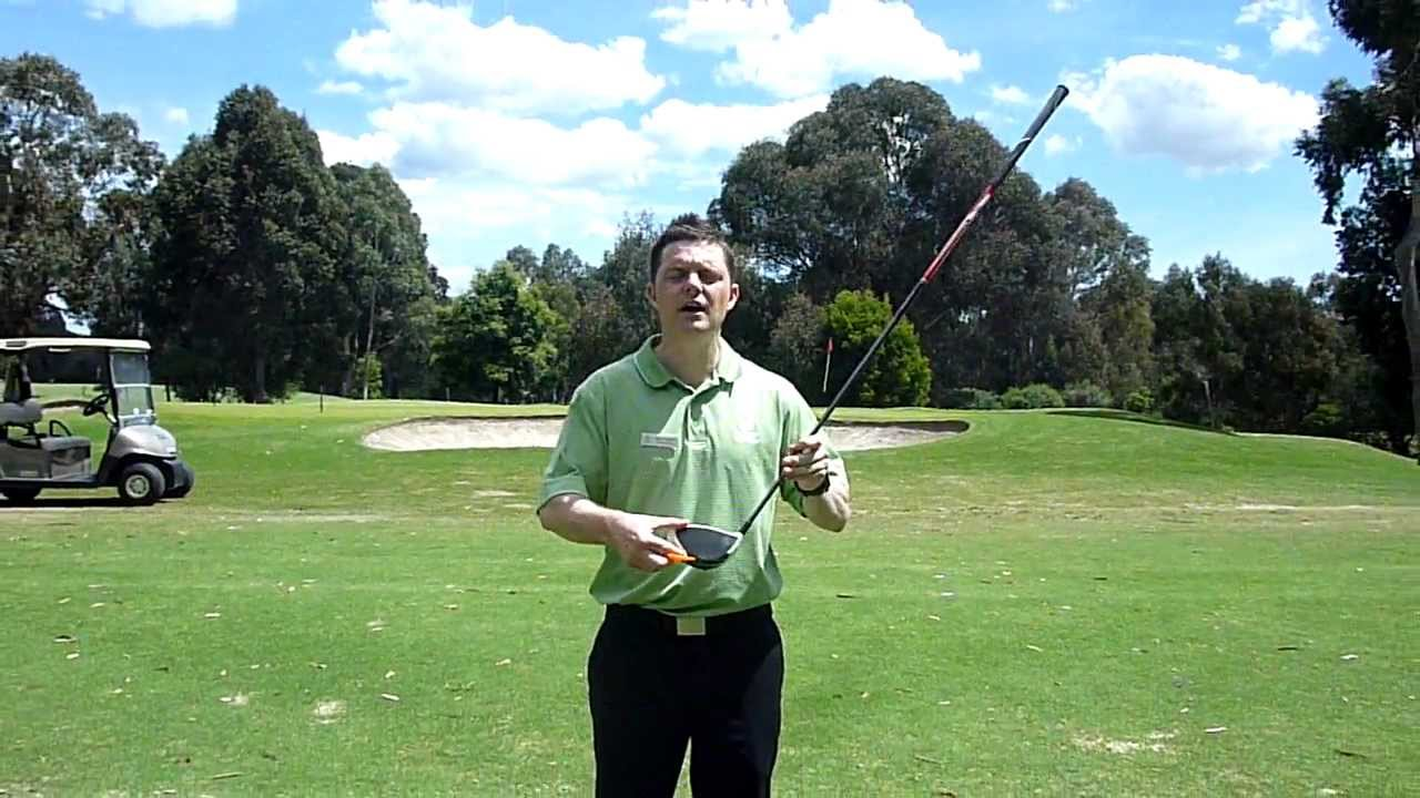 A golf tip from Dan Cromie - Ball Positioning