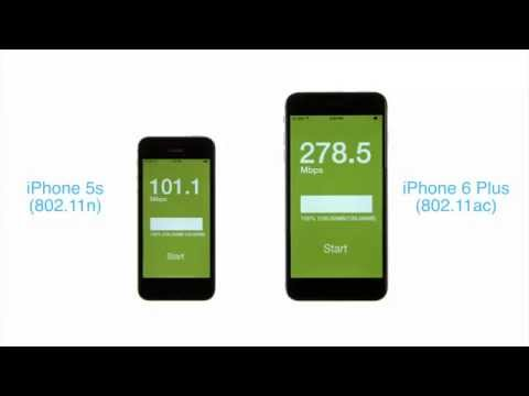 how much is an iphone 6 here s how much faster new iphone wi fi is than your 18514