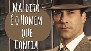 Maldito O Homem Que Confia No Homem - Edson Costa