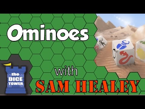 Ominoes Review - with Sam Healey