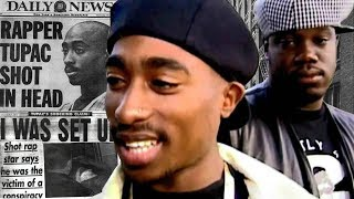 Ed Lover Breaks Silence About Tupac's Quad Studio Shooting & Claims Big Stretch Is Innocent!