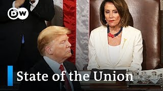 Analysis: What Happened At Trump's 2019 State Of The Union Address? | DW News