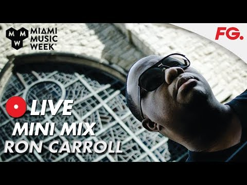 RON CARROLL   CLUB FG   LIVE DJ MIX   'La Maison Française'   RADIO FG
