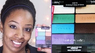 ★ I ♥ (Heart) Matte Is Back!!!! | Drinking a Glass of Shine | WNW Review
