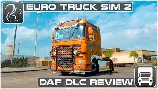 DAF DLC Overview (Euro Truck Simulator 2)