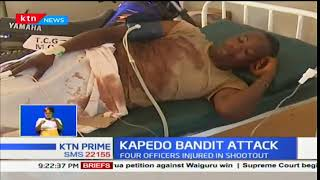 3 Police officers shot dead by raiders in Kapedo