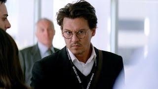Джонни Депп, Transcendence Trailer 2 Official - Johnny Depp