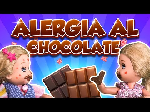 Barbie - ¿Son las Gemelas Alérgicas al Chocolate? | Ep.100