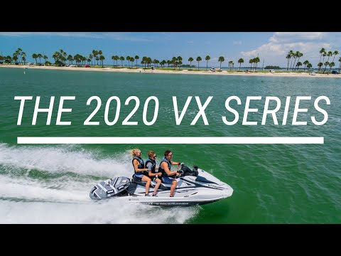2020 Yamaha VX Cruiser in Orlando, Florida - Video 1
